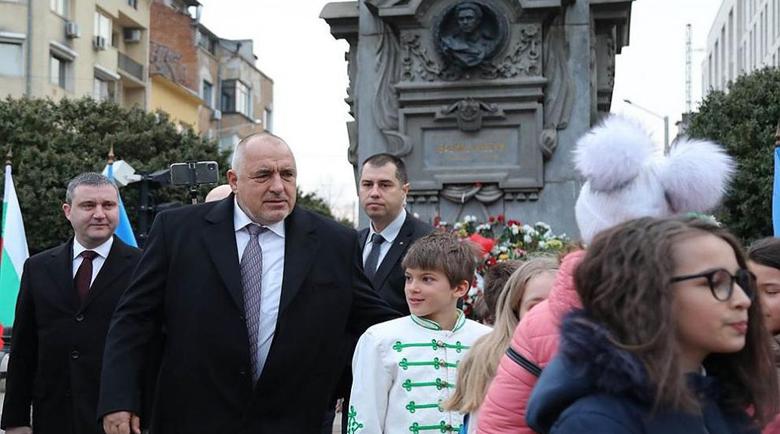 Борисов отдаде почит на Апостола на свободата: Дължим му много!