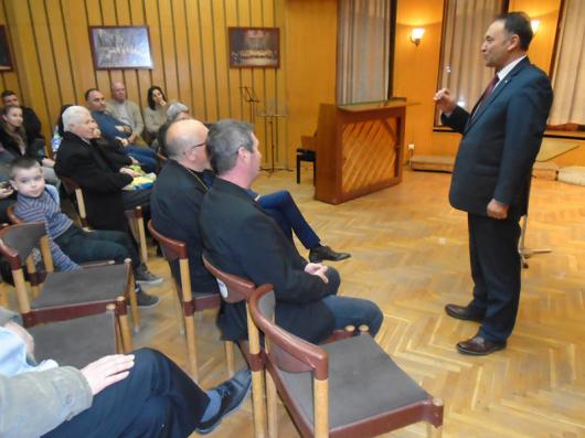 Руска делегация гостува на Народното читалище в Благоевград