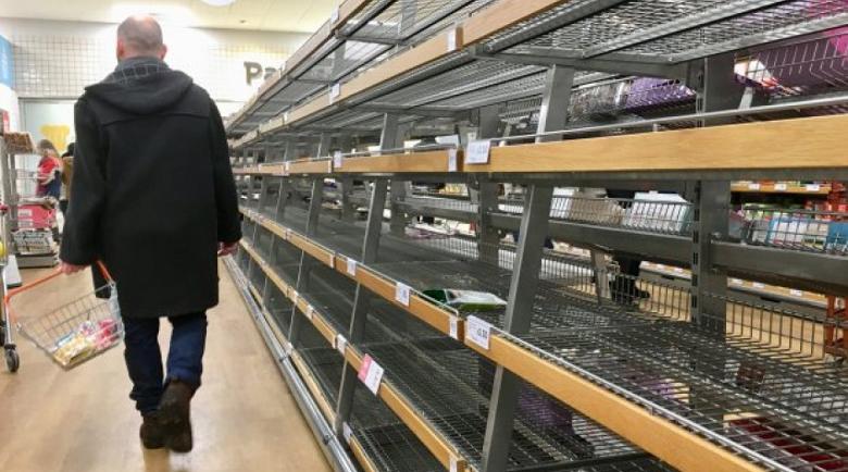 Наш човек в ООН: Презапасявайте се, магазините ще стават все по-празни!