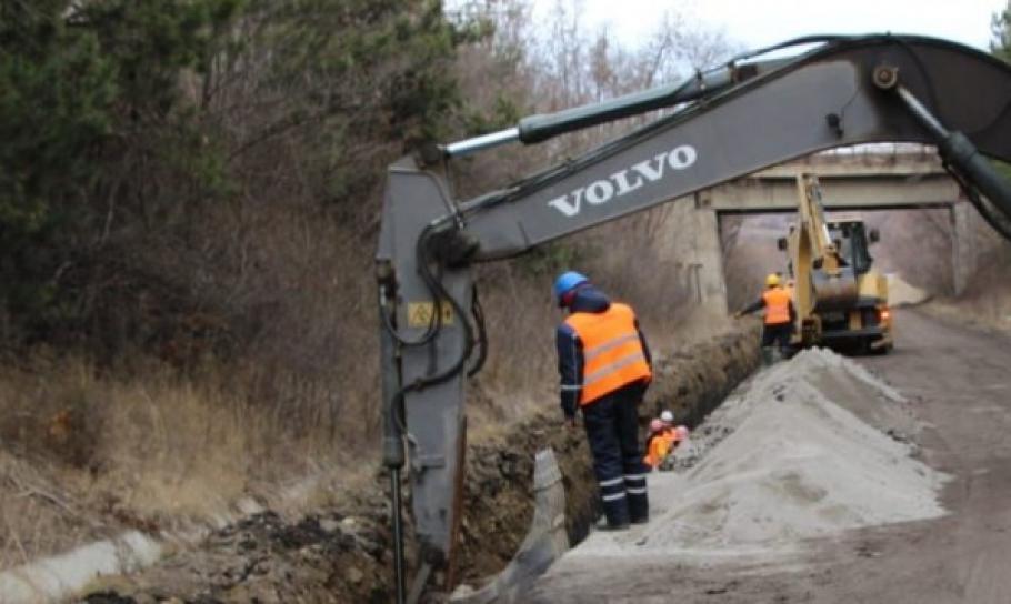 Отстранена е поредната авария на новия водопровод в Перник