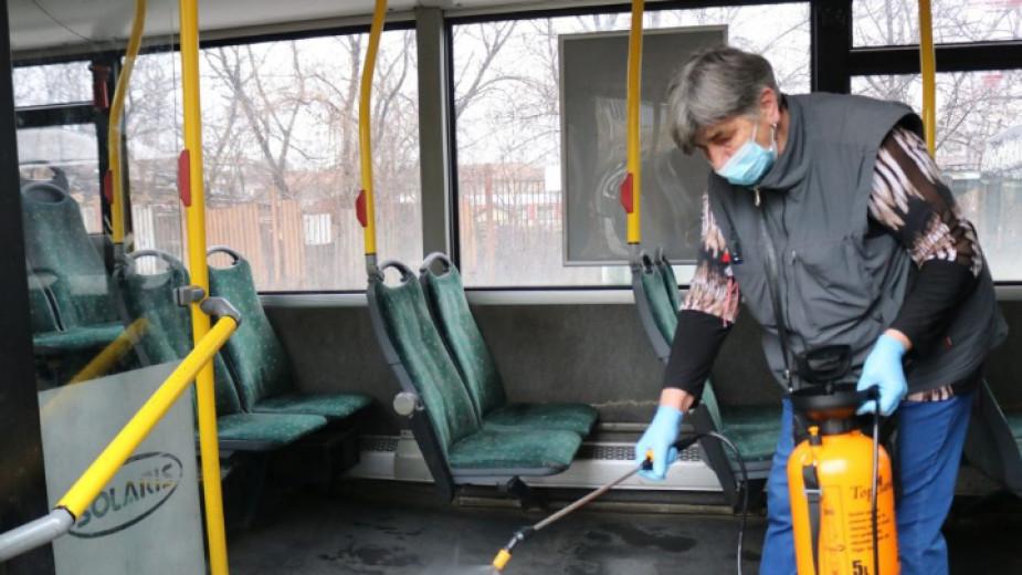 Превозвачите редуцираха линиите до София, Гоце Делчев без обществен транспорт, Петрич само с един рейс