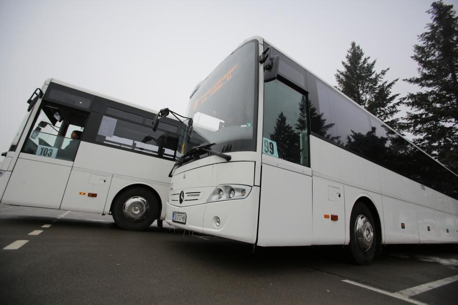 Съкращават 30 на сто от автобусните линии в Пернишко