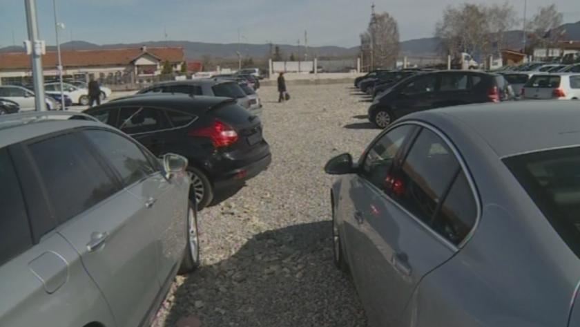 Автокъщите в Дупница пред фалит заради блокираните в Италия автовози