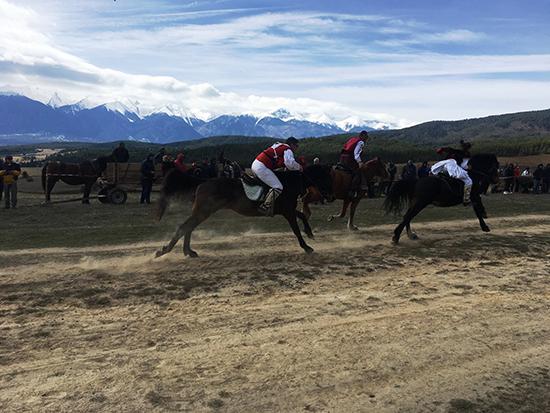 Бачево чества Тодоровден с атрактивни конни състезания
