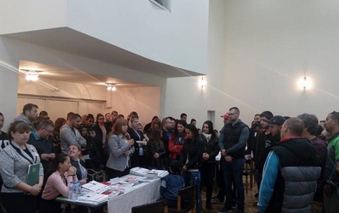 74 души в Дупнишко вече са на борсата заради извънредното положение