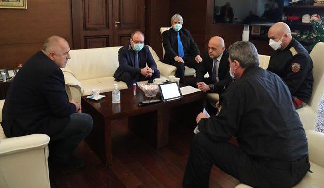 Борисов: Много съм благодарен на професорите от БАН – до 2-3 месеца ще се възстановим