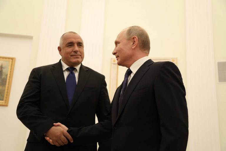 Борисов и Путин се чуха за COVID-19, енергетиката и ситуацията в Сирия