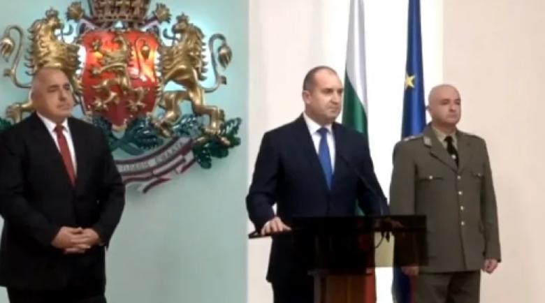 Борисов: Ще даваме по 1000 лева на месец на всяко медицинско лице