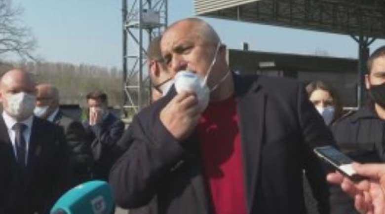 Борисов: Да благодарим на Ердоган, че пусна тировете