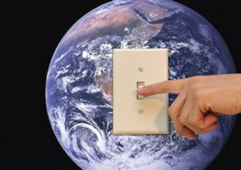 Отбелязваме часа на Земята! Да загасим светлините!