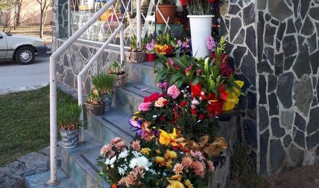 За празника: Розата в Благоевград закова цена от 5 лв. за брой