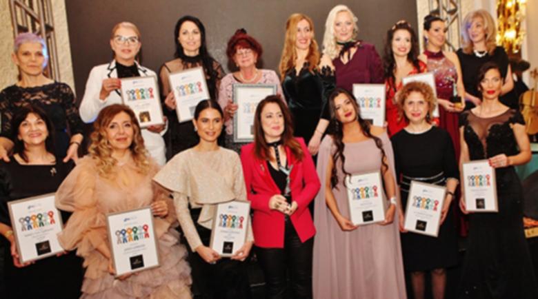 Благоевградчанката Диана Шимбова е Бизнесдама на годината