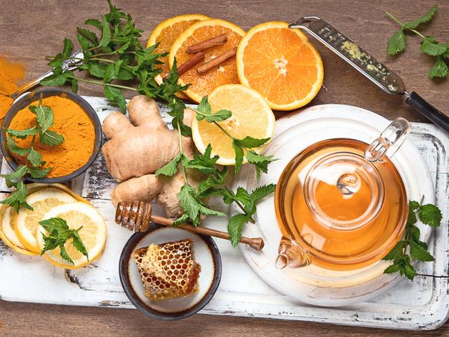 Антивирусни храни за силен имунитет