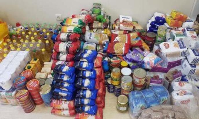 Доставят храни и лекарства на самотно живеещи и хора под карантина в Дупница