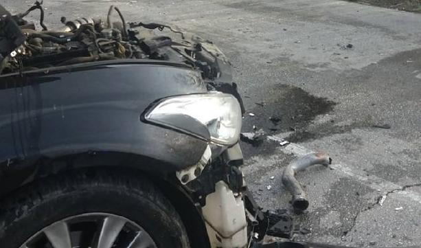 Тежка катастрофа край Благоевград тази сутрин