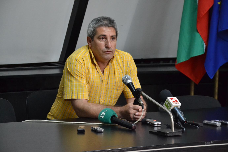 Шефът на охраната в община Благоевград е освободен