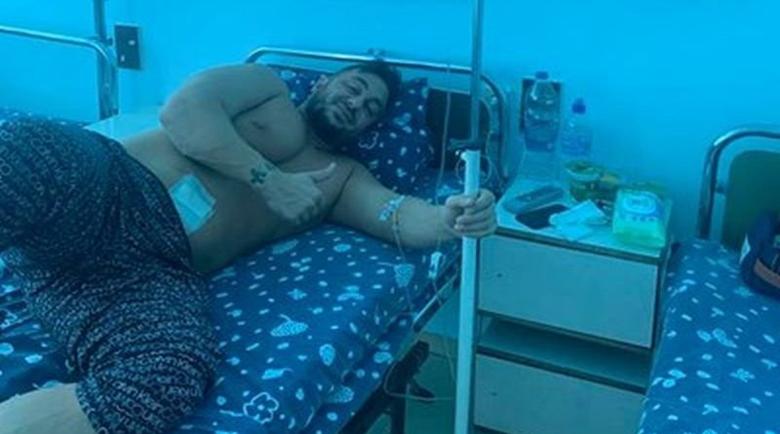 Оперираха чалга певеца Константин