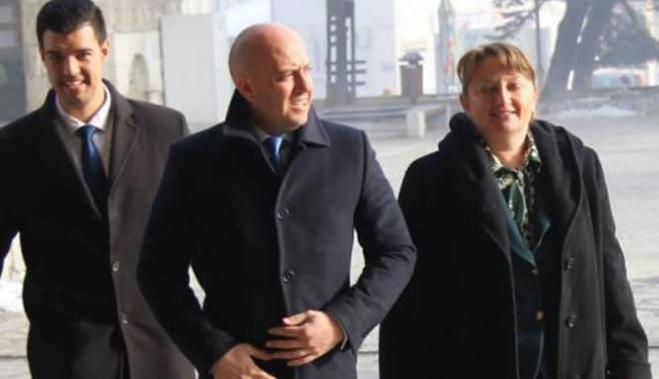 """Мацурев поиска бизнесът в Банско да бъде включен в схемата """"60:40"""""""