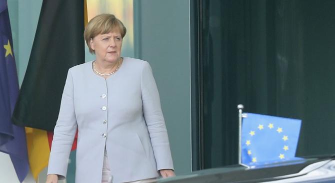 Меркел: След Втората световна война не сме имали такава нужда от солидарност