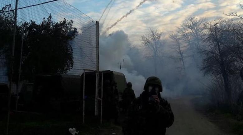Напрежението ескалира! Стрелба на границата между Турция и Гърция