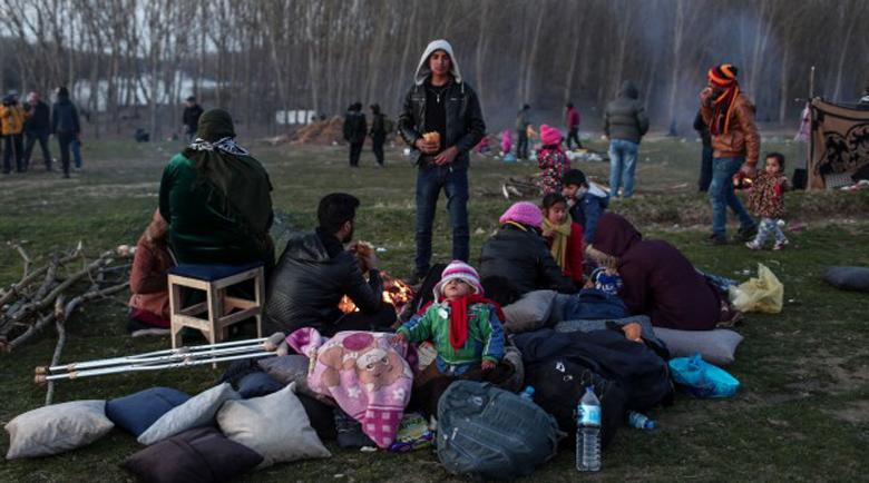 Мигрантски лагер на границата с Гърция притесни местните в село Кулата