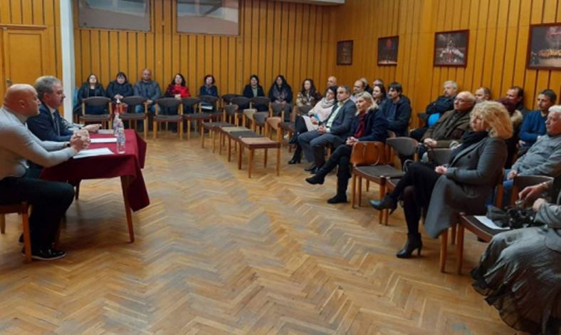 Бивш кандидат за кмет на Благоевград оглави партията на Валери Симеонов