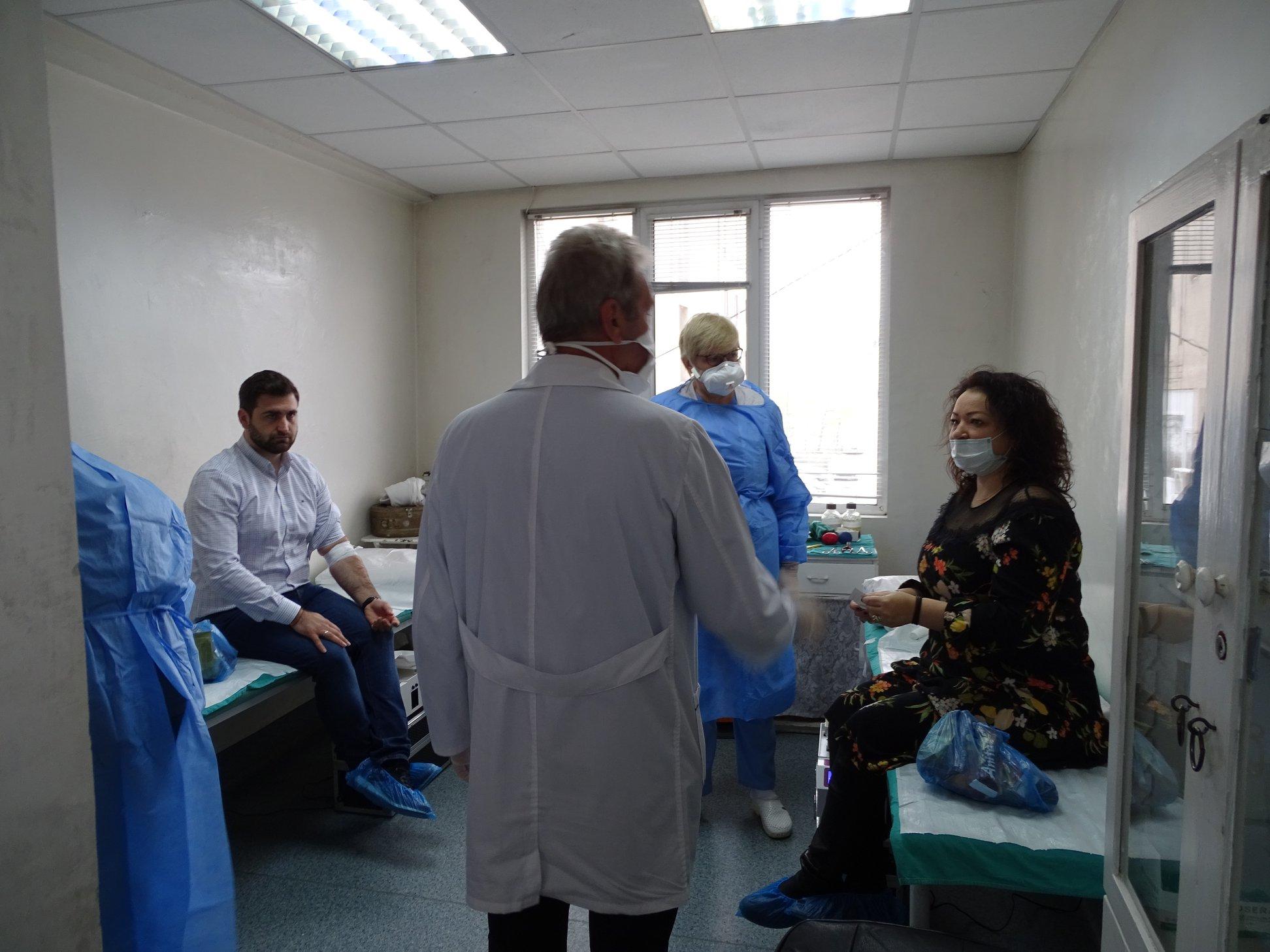 ГЕРБ-Благоевград подкрепи призива за кръводаряване