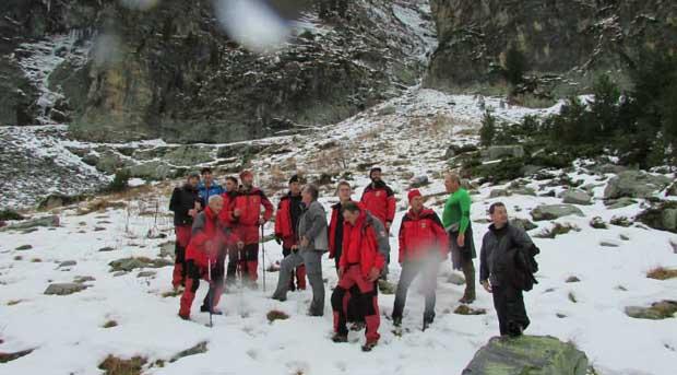 Строят пункта за планинските спасители в района на Езерата