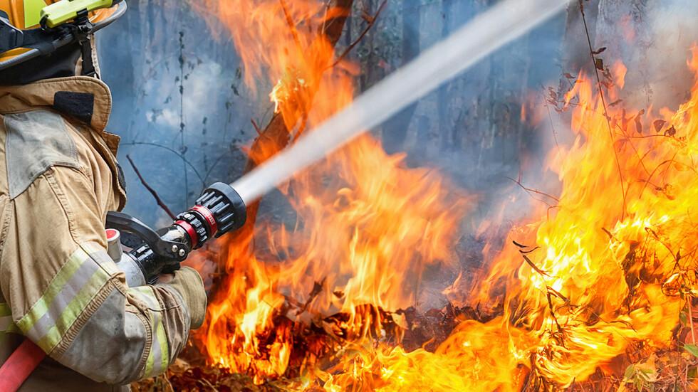 Кофти ел инсталация подпали завод в Петрич