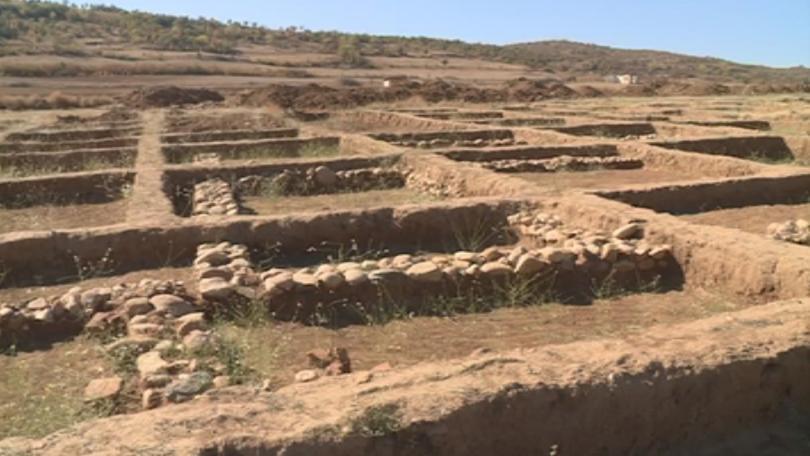 Археологическият обект край Покровник 6-и месец стои заключен