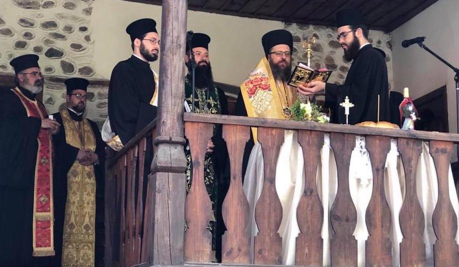 Молебен за здравето на кюстендилци отслужи епископ Поликарп