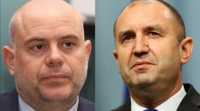 Конституционният съд даде картбланш на Гешев да разследва предзидента