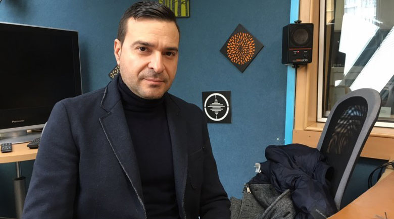"""Журналистът Слави Ангелов """"поръчан"""" от простака, разорал дюните на """"Смокиня""""?"""