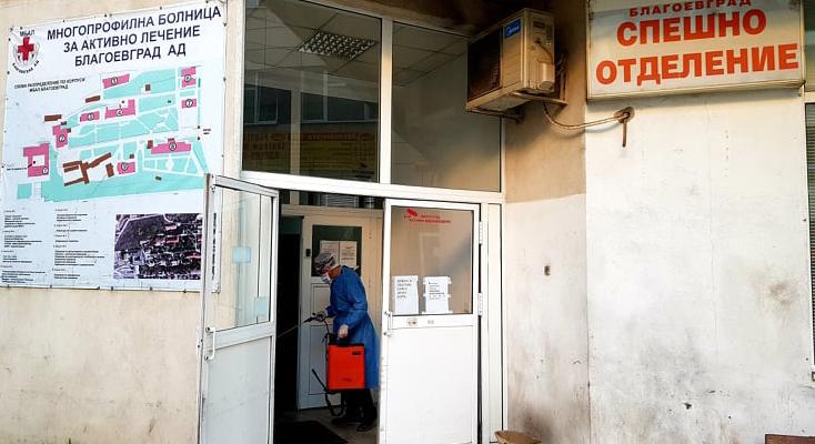 Ски учител от Банско се самоопредели като заразен с коронавирус