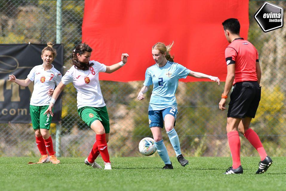 """Две от """"Спортика"""" играха за победата на националния над Северна Ирландия"""