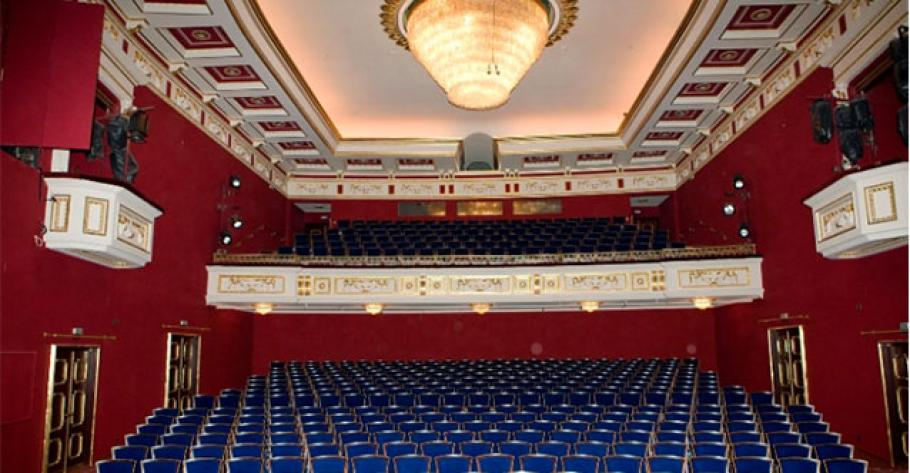 Отбелязваме Международния ден на театъра с празни зали