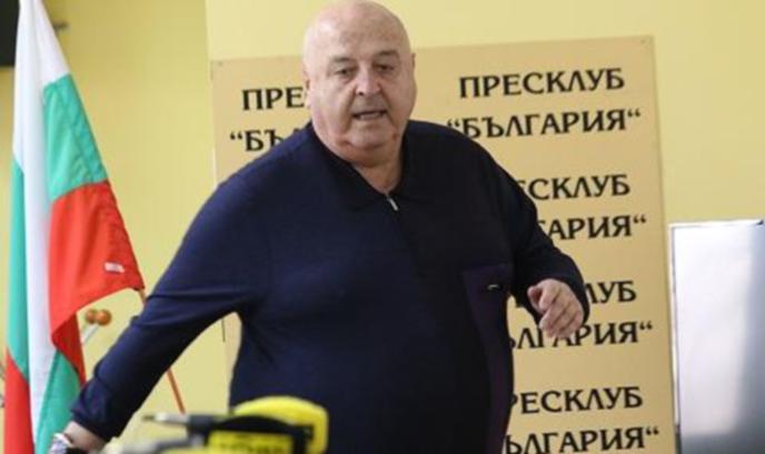 Венци Стефанов: Далавераджиите нямат място в българския футбол
