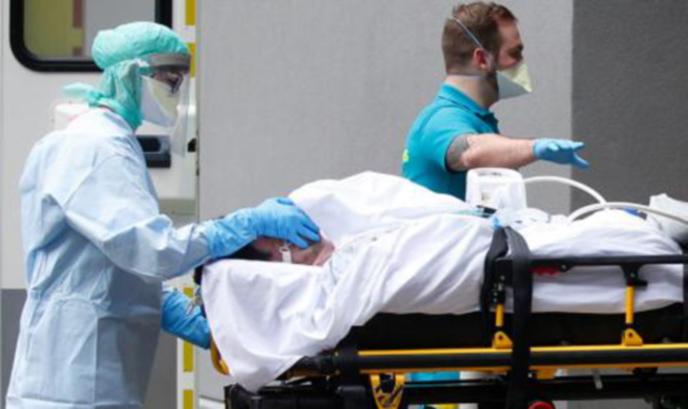 Страшно! Над 460 жертви в Испания за 24 часа