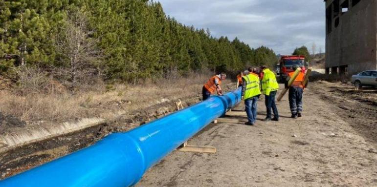 Днес пускат водопровода за Перник, ще спре ли режима?