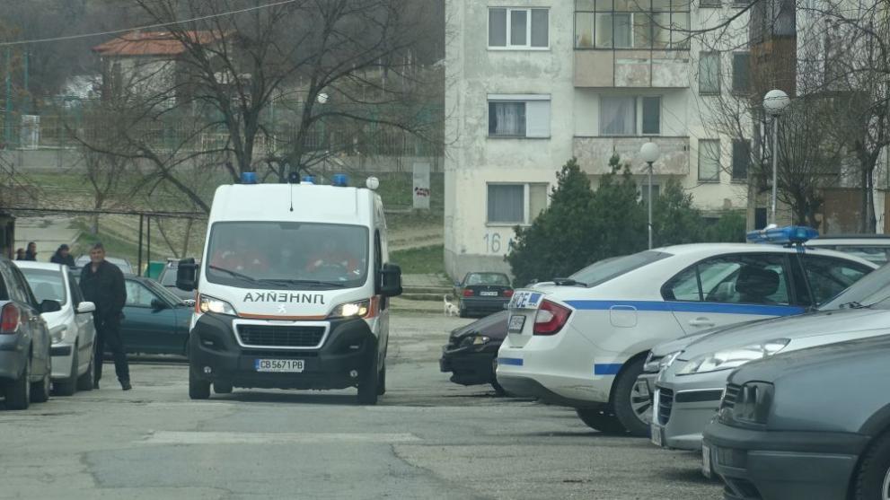 Дядо се застреля с пушка в Благоевград