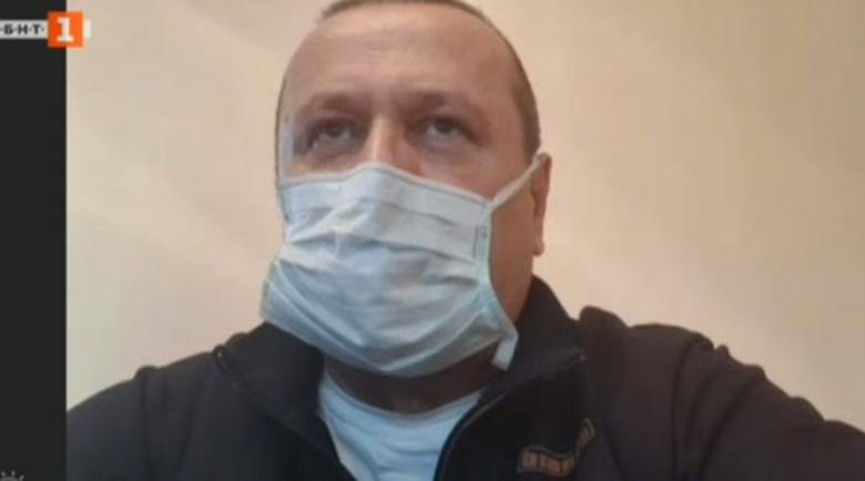 Хасан Адемов разказа за болестта от първо лице