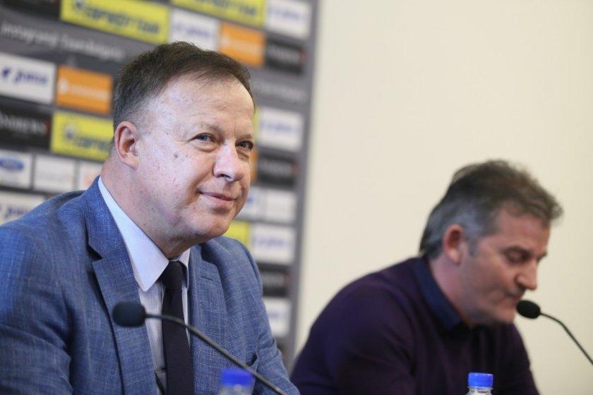 Борислав Попов: Най-вероятно няма да има плейофи