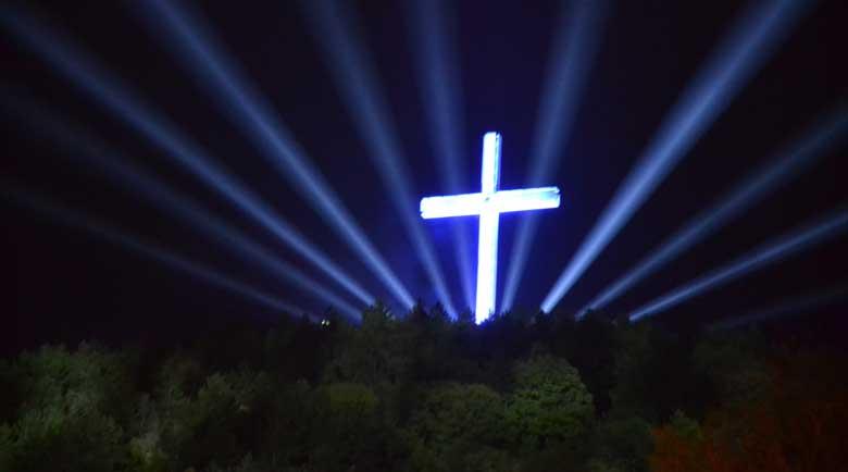 Светлинно шоу ще озари Благоевград за Възкресение