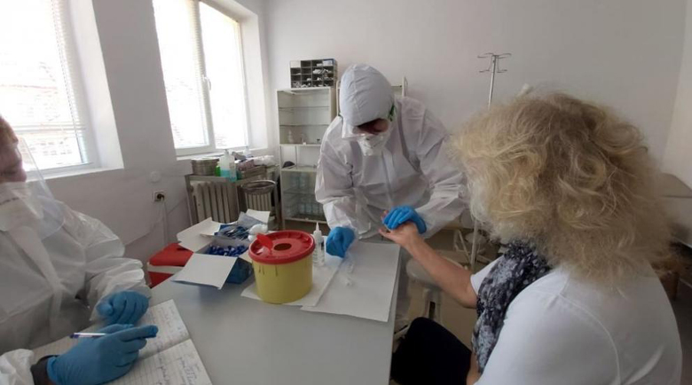 PCR-тестовете показаха: В Банско няма нито един положителен резултат!