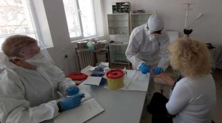 700 души в Банско вече тествани за антитела срещу коронавирус