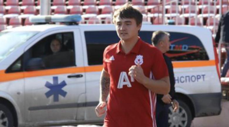 Още един чужденец от ЦСКА си стяга багажа