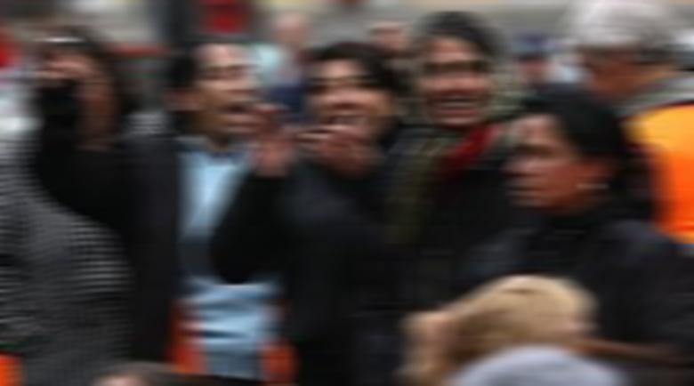 Роми маат кючеци в Петрич, някои от тях трябвало да са под карантина
