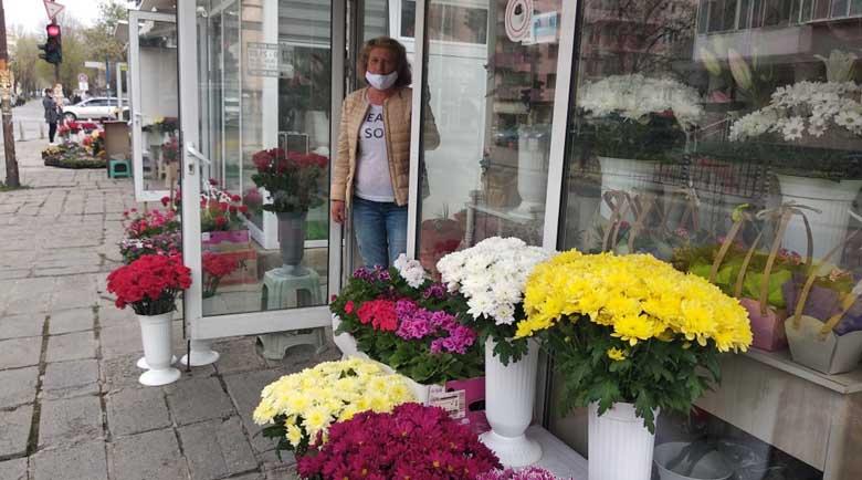 Без цветя по Великден в Благоевград
