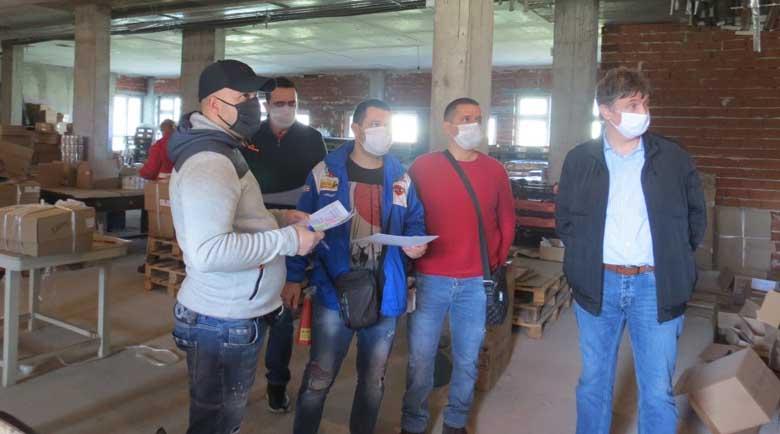 Доброволец от Самоков: Трябва да бъдем добри, не само заради пандемията!