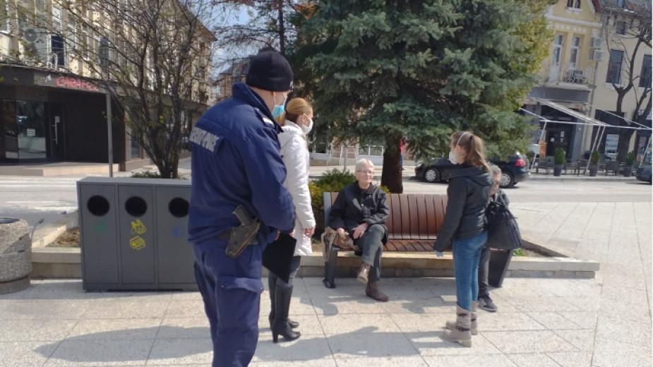 Полицаи от Дупница са съставили пет акта по 5 000 лв.